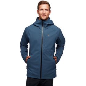 Black Diamond Boundary Line Insulated Jacket Men azurite